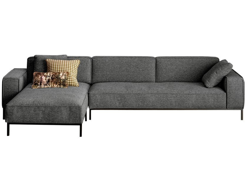 Sectional Sofa With Chaise Longue Loft By Twils