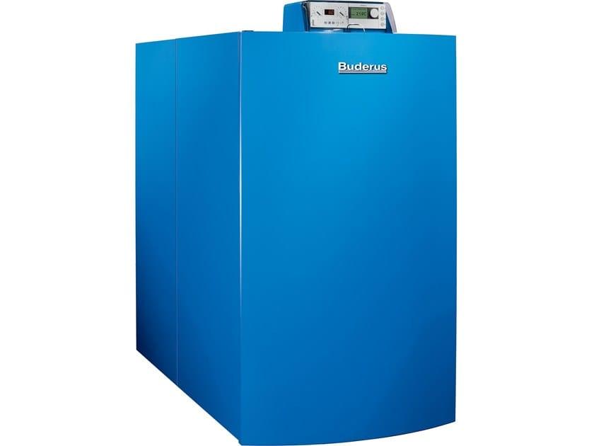 Floor-standing condensation boiler LOGANO PLUS GB402 by BUDERUS