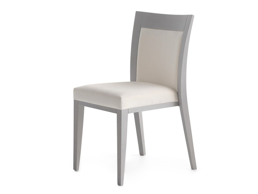 Upholstered chair LOGICA 00912 by Montbel
