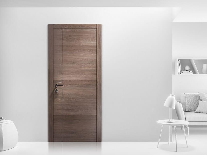 Porta a battente in legno LOGICA Collezione REPLICA By FERREROLEGNO