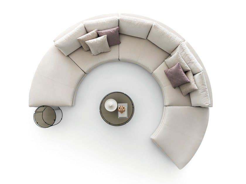 Divano Componibile Curvo : Divano componibile curvo loman divano curvo ditre italia