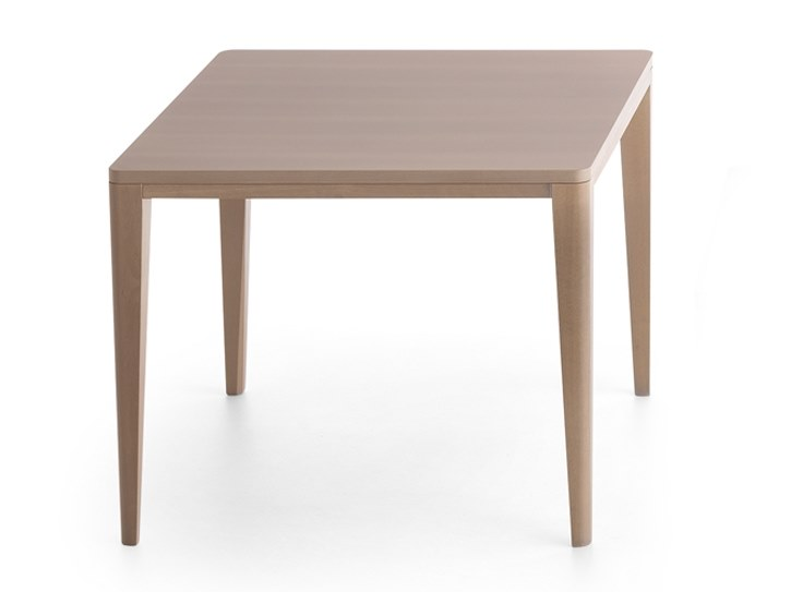 Square table LONDON 5001 by Montbel