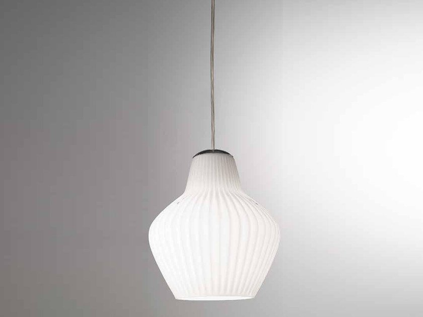 Murano glass pendant lamp LONDON LS 601 by Siru