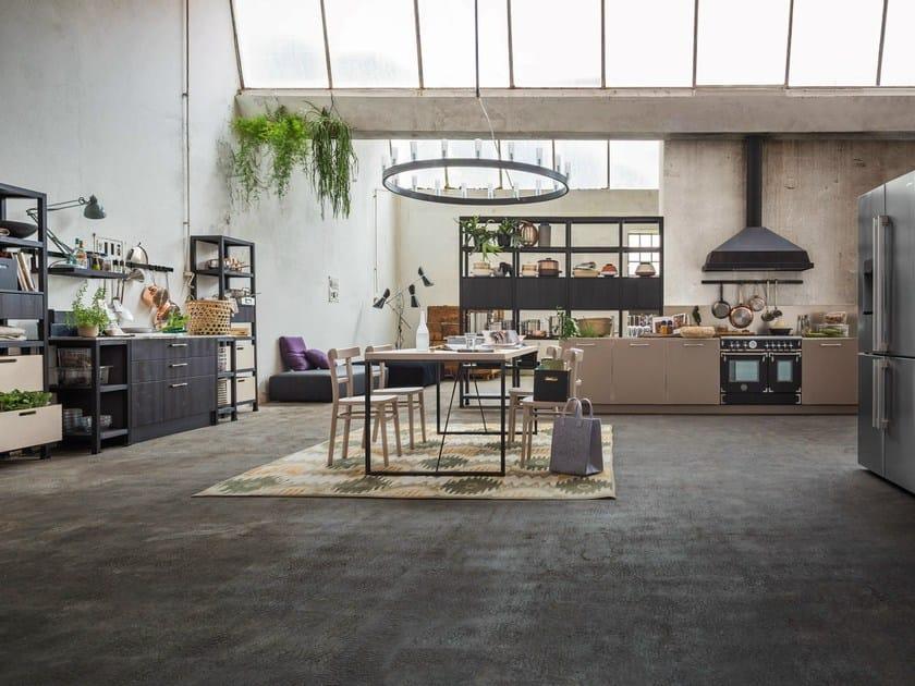 Linear kitchen LONDRA by Callesella Arredamenti