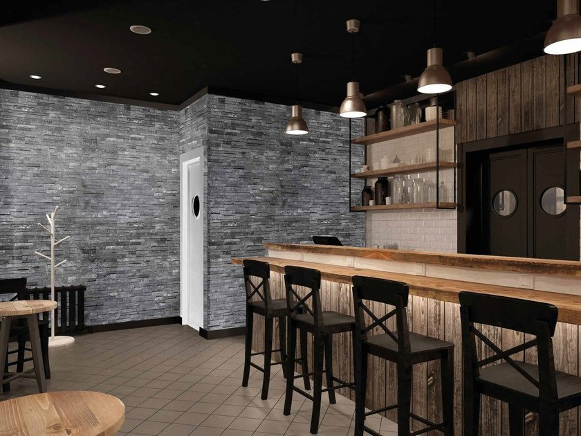 Natural stone wall tiles LONDRA by RECORD - BAGATTINI