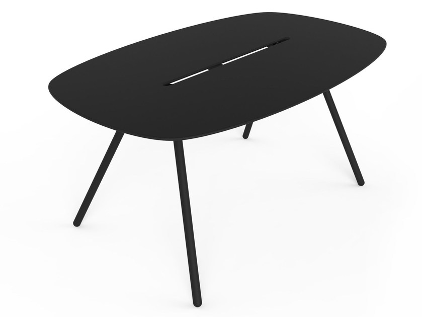 Dining table LONG BOARD A-LOWHA by Lonc
