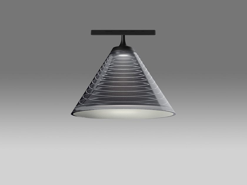 Illuminazione a binario a LED in alluminio LOOK AT ME | Illuminazione a binario by Artemide