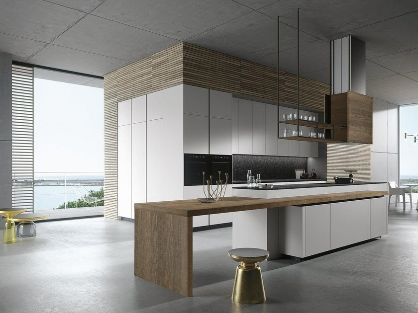 LOOK | Kitchen with island SISTEMA Collection By Snaidero design ...
