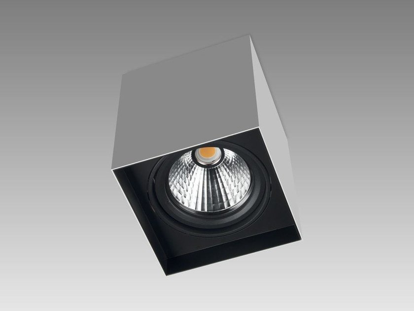 Lampada da soffitto a LED LOOK OUT DEEP 1x by Orbit