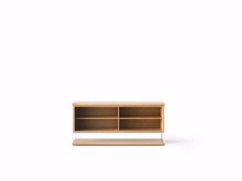 Contemporary style wooden sideboard LOP002 | Sideboard by Punt
