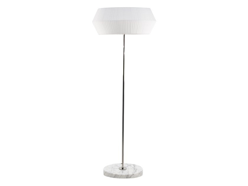 Silk floor lamp LÓRIS by Green Apple