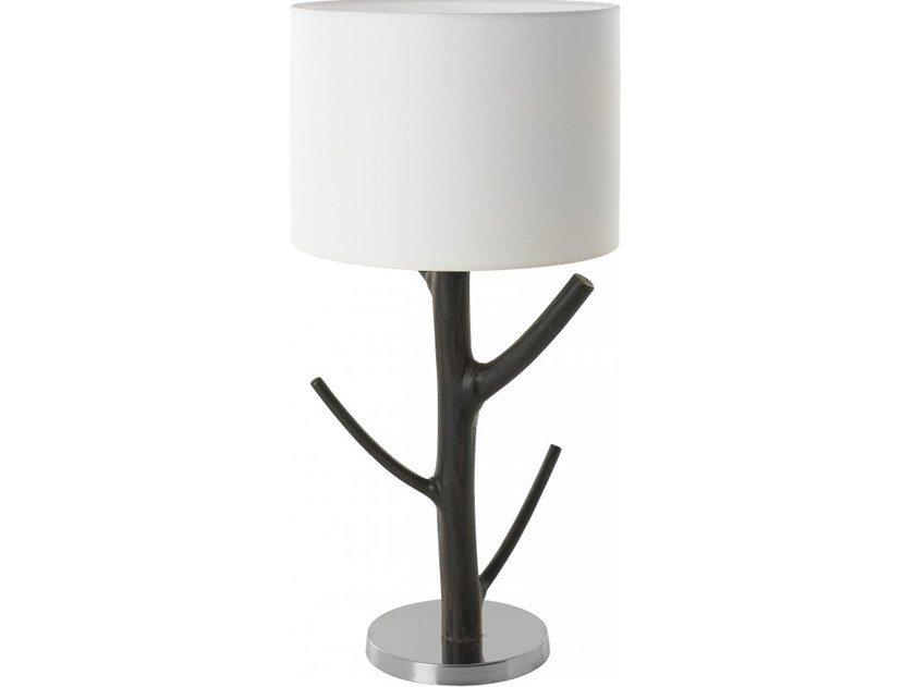Wooden table lamp LOROSAE by Flam & Luce