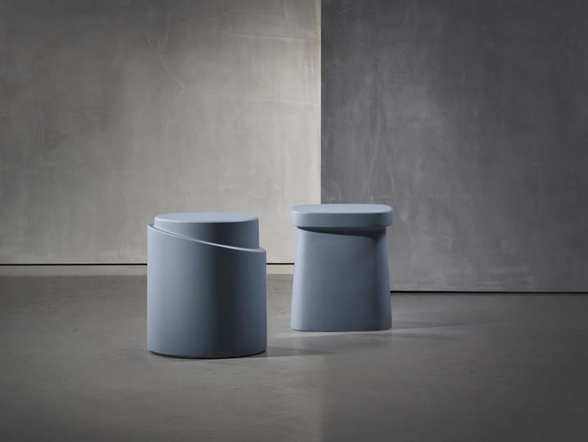 Banqueta / mesa de centro de cerâmica LOT & JOB by Piet Boon