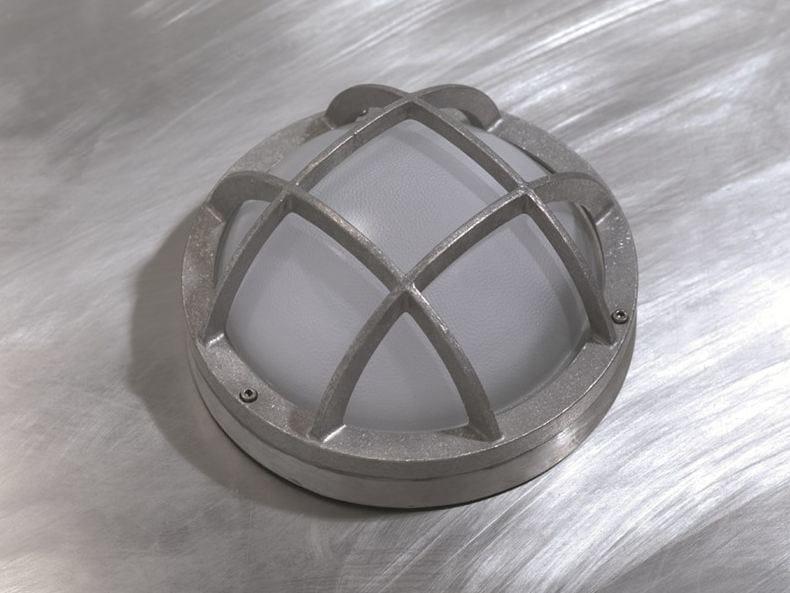 Aluminium wall lamp / ceiling lamp LOTUS E by BEL-LIGHTING