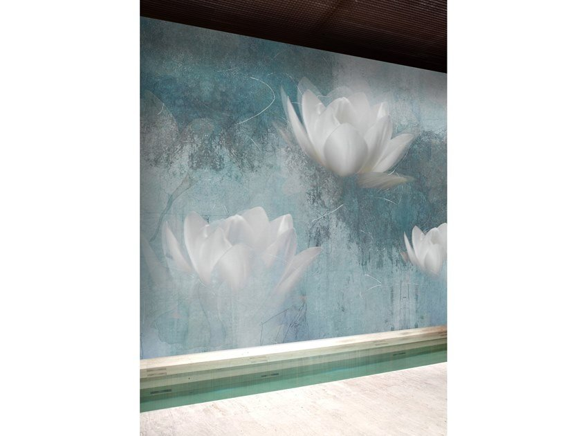 Wall tiles / wallpaper LOTUS by Officinarkitettura®