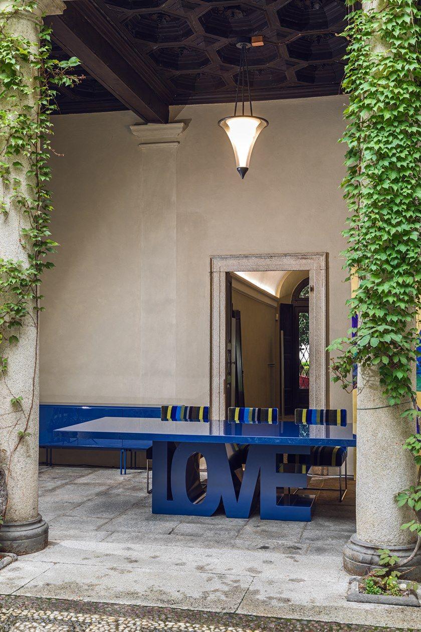 LoveTavolo Rettangolare In Italia Legno Laccato Erba wOX8nPk0
