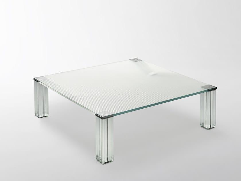 CRYPTÉE | Niedriger Couchtisch Kollektion Cryptée By Glas ...
