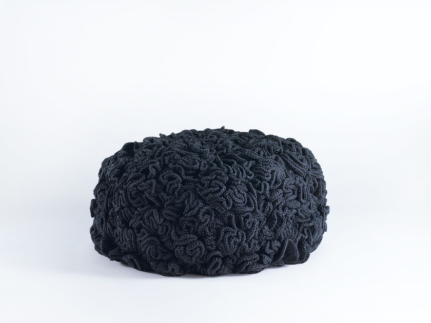 Pouf In Pouffe Iota Project Low Flower Tessuto SqzMVpUG