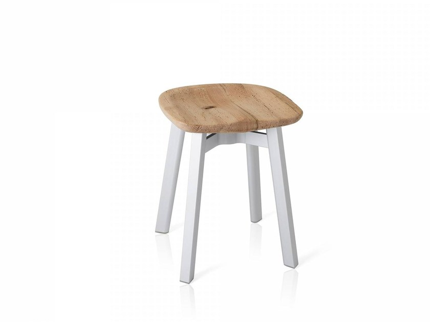 Low stool SU | Low stool by Emeco