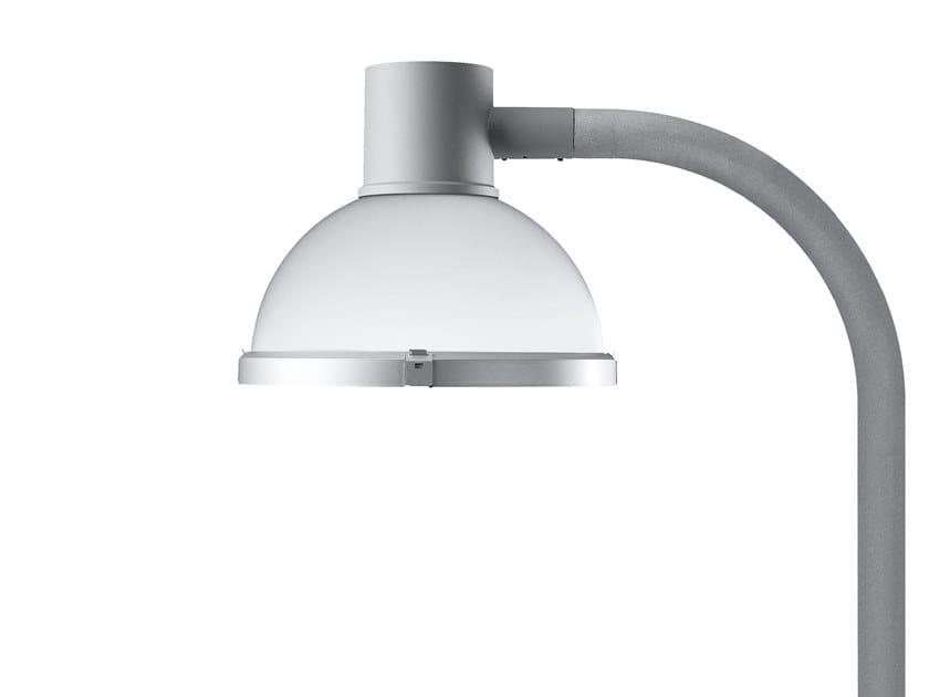 Lampione stradale a LED in alluminio pressofuso LP ICON MINI OPAL | Lampione stradale by Louis Poulsen
