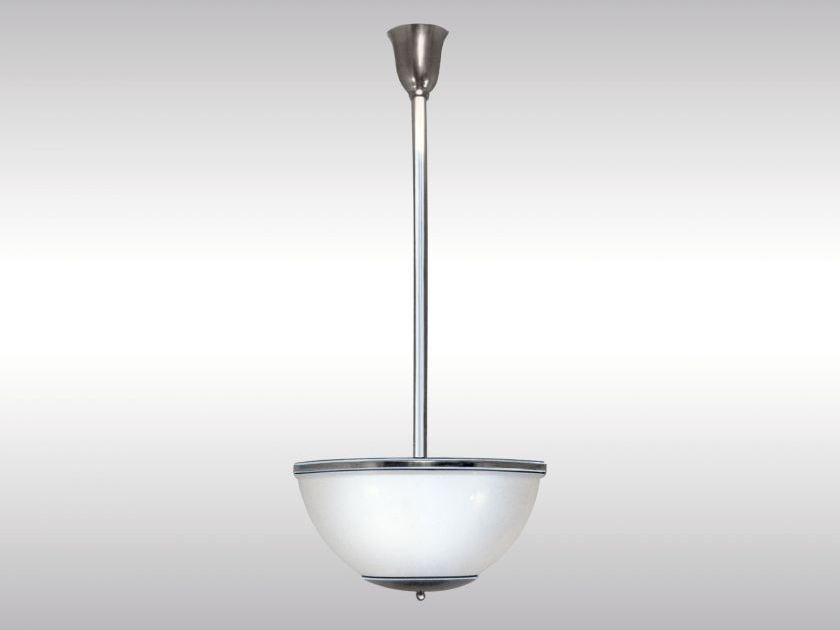 Classic style pendant lamp LST5/50 by Woka Lamps Vienna