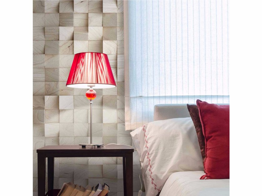 Wood effect washable non-woven paper wallpaper strip LU-SOLID by LGD01
