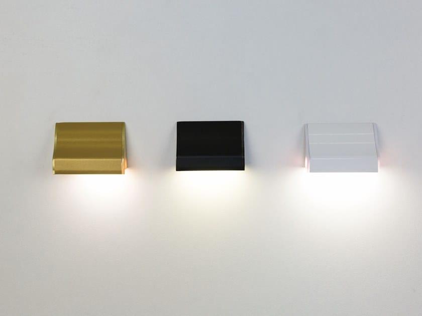 LED Anodized aluminium steplight LUCCIOLA by Ledevò