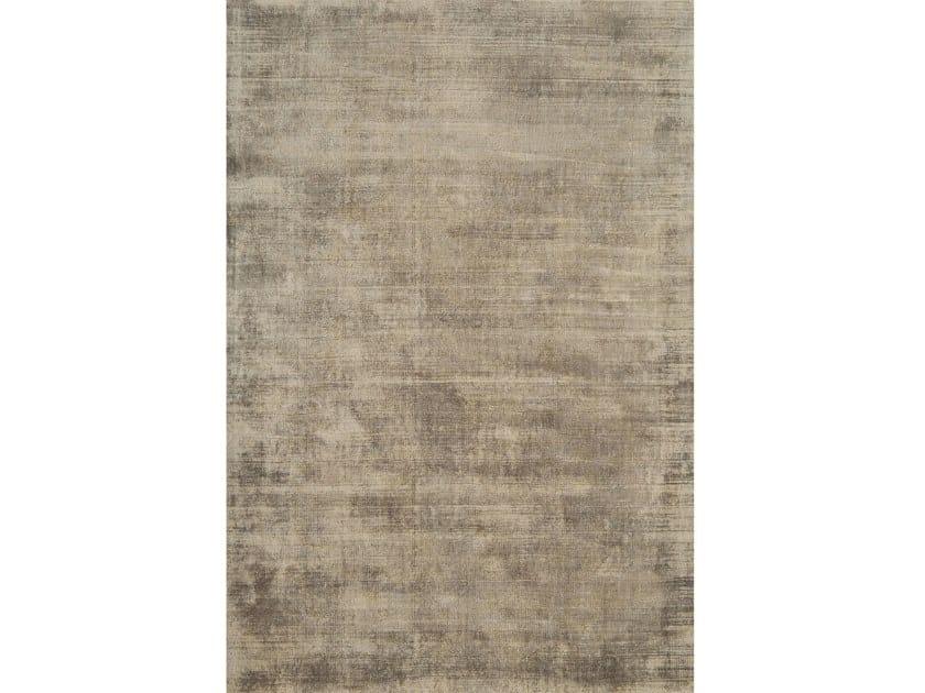 Hand-loomed rugs LUCE MOCHA by Sirecom