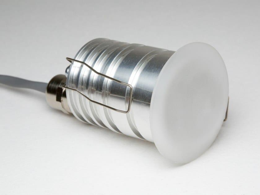 LED round recessed spotlight LUCE SOFT | Round spotlight by ENGI