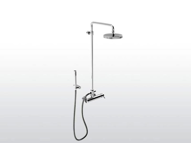 Shower panel with hand shower LUCILLA | 3283/301TA/304/316A by RUBINETTERIE STELLA