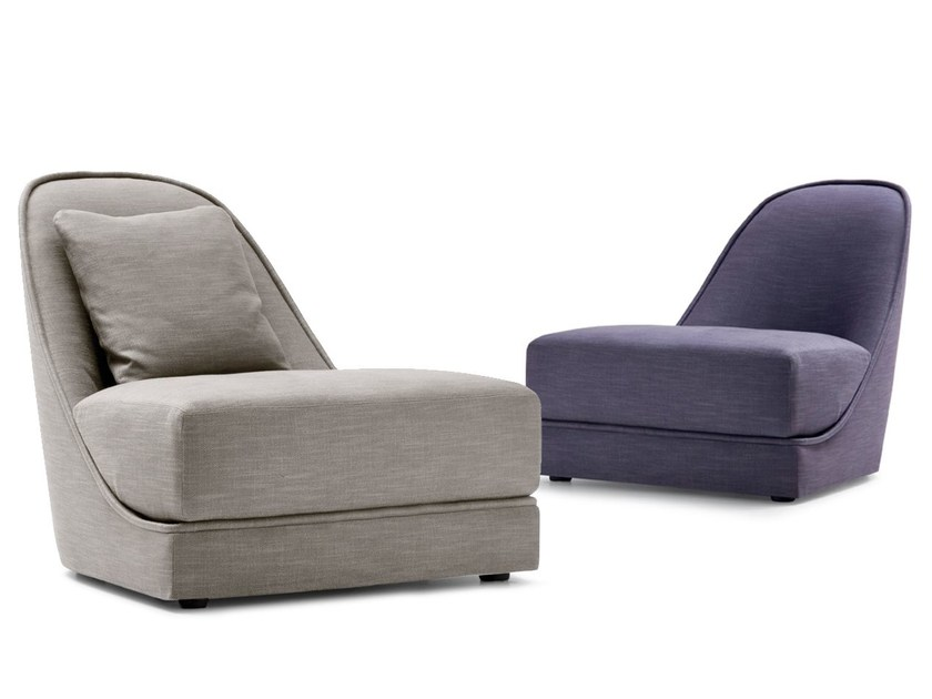 Fabric armchair LUCILLE   Armchair by OPERA CONTEMPORARY