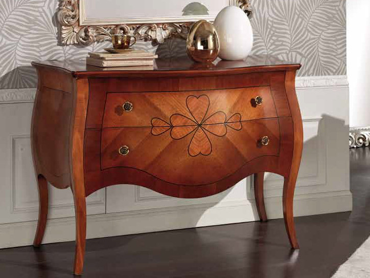 Solid wood chest of drawers LUCKY | Chest of drawers by Arvestyle