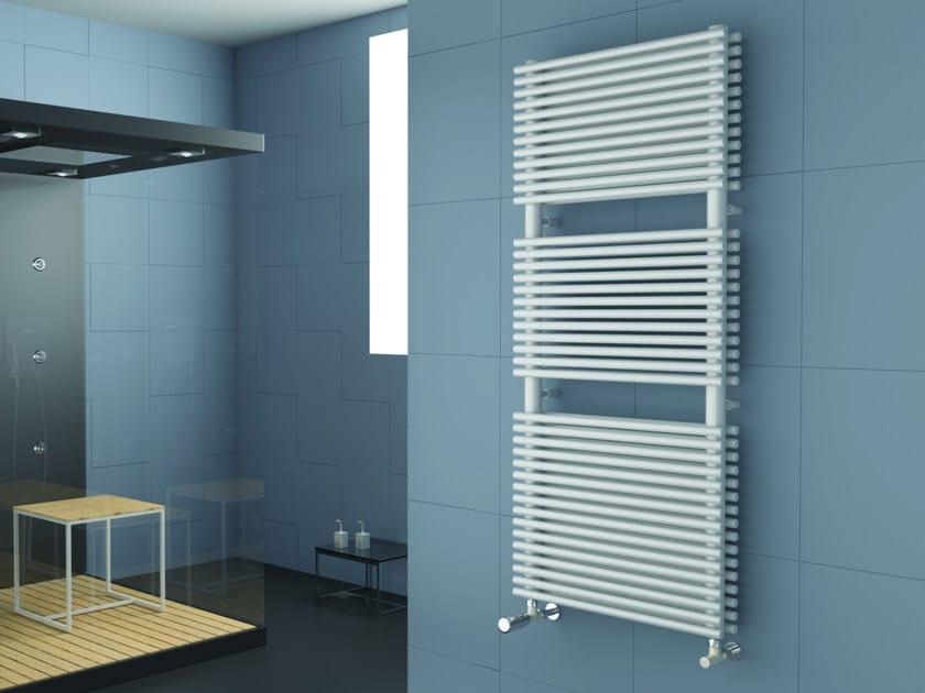 Vertical wall-mounted towel warmer LUCY PLUS by CORDIVARI