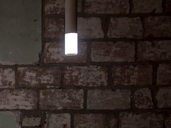 Lampada a sospensione a LED in PMMA LUI by Kriladesign