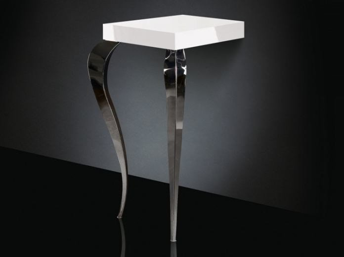 Lacquered steel console table LUIGI | Console table by VGnewtrend