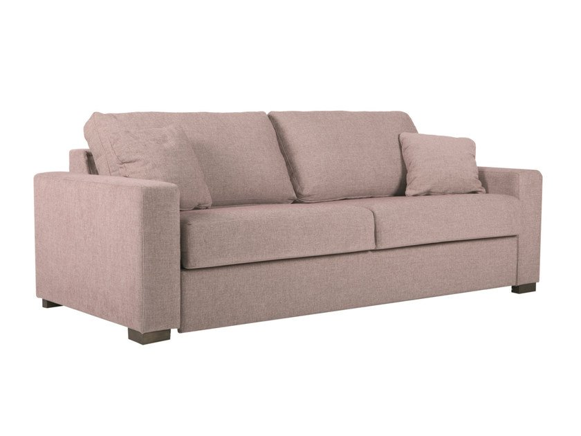 Upholstered 3 Seater Fabric Sofa Bed Lukas By Sits
