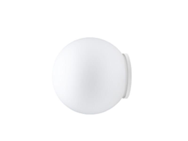 Lumi sfera applique collection lumi sfera by fabbian design
