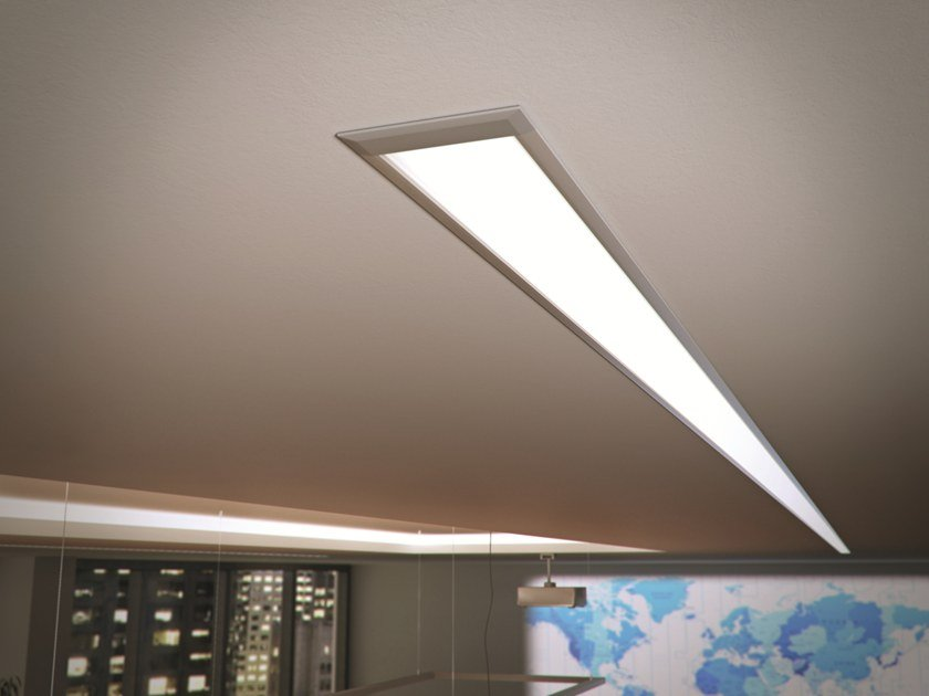 architectural continuum fixture recessed and wall light ii led lighting ceiling linear strip inch alcon