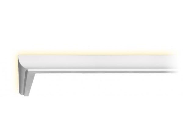 Cornice in gesso per illuminazione indiretta LUMMUS 131A by GESSO