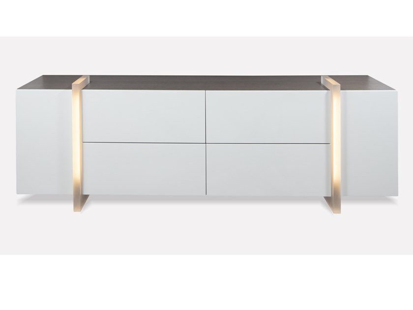 Oak chest of drawers LUNA DEL MAR | Chest of drawers by MORADA