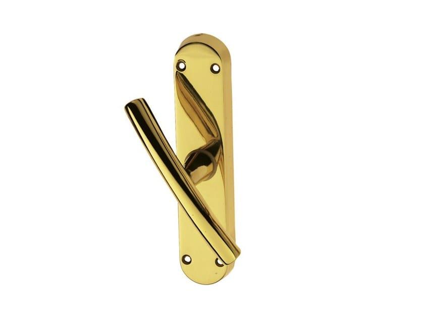 Brass Cremone handle LUNA EASY | Cremone handle by Pasini
