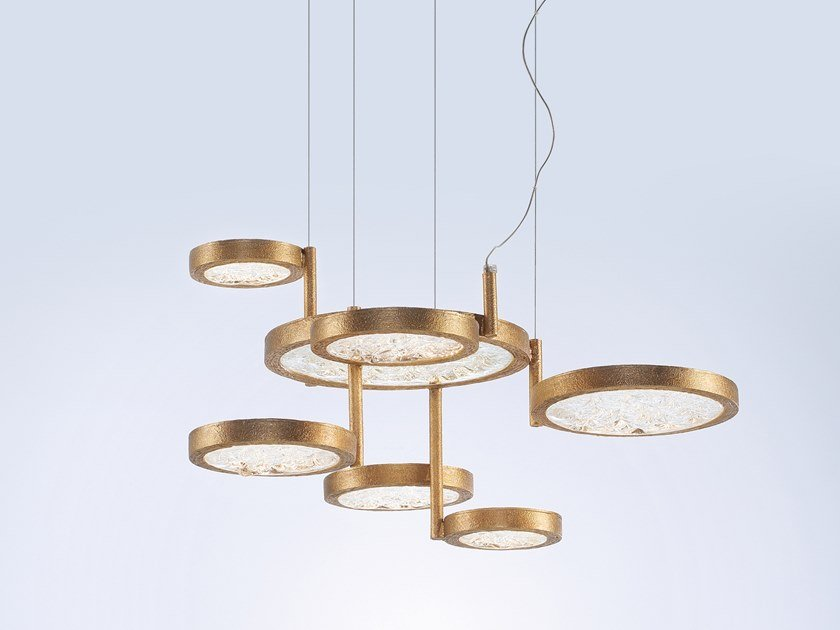 LED pendant lamp LUNA | Pendant lamp by Serip