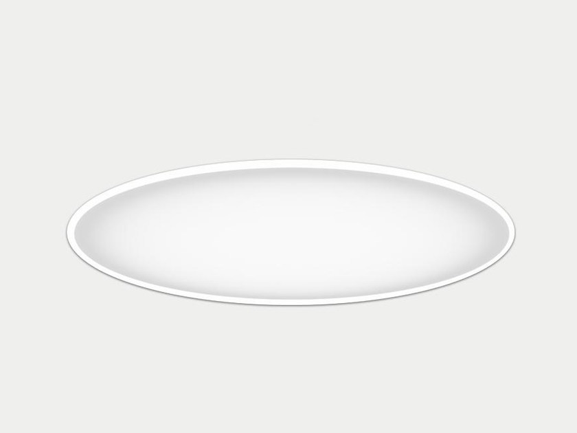 LED recessed ceiling lamp LUNA | Recessed ceiling lamp by ES-SYSTEM