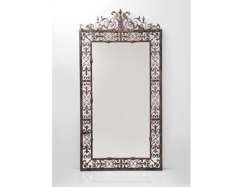 Rectangular framed mirror LUSTGARTEN by KARE-DESIGN