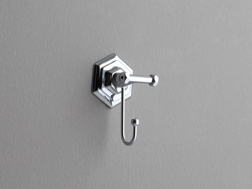 Porta accappatoio in metallo LUX | Porta accappatoio in ottone by BLEU PROVENCE