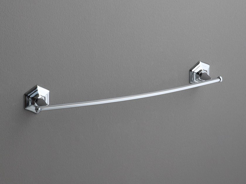 Brass towel rack LUX | Towel rail by BLEU PROVENCE
