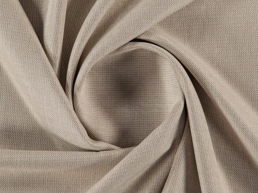 Washable dimming polyester fabric for curtains LUXOR by More Fabrics