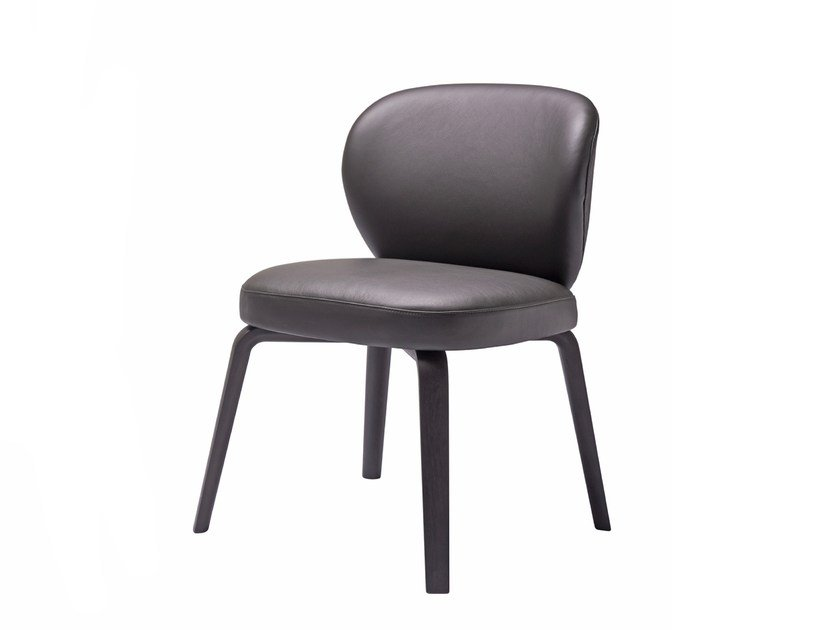 Leather chair MUDI | Leather chair by more