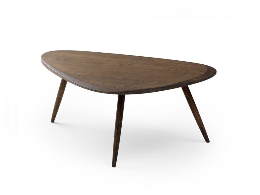 Oak coffee table for living room LX639 | Oak coffee table by LEOLUX LX