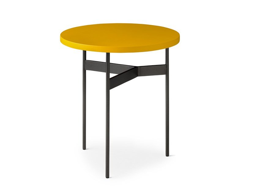 Round coffee table LXT01 | Round coffee table by LEOLUX LX